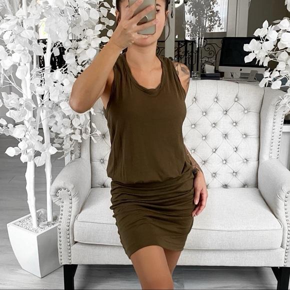 ekattire Dresses & Skirts - IN THE SUN— in Olive Green